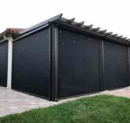 Screen enclosures contractor - Patio screening provide another dimension in outdoor living by adding a complete home addition using partially or fully outdoor screen enclosures.